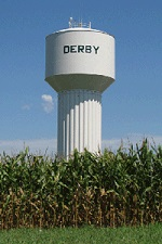 Derby Water Tower