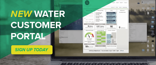 NEW Water Customer Portal